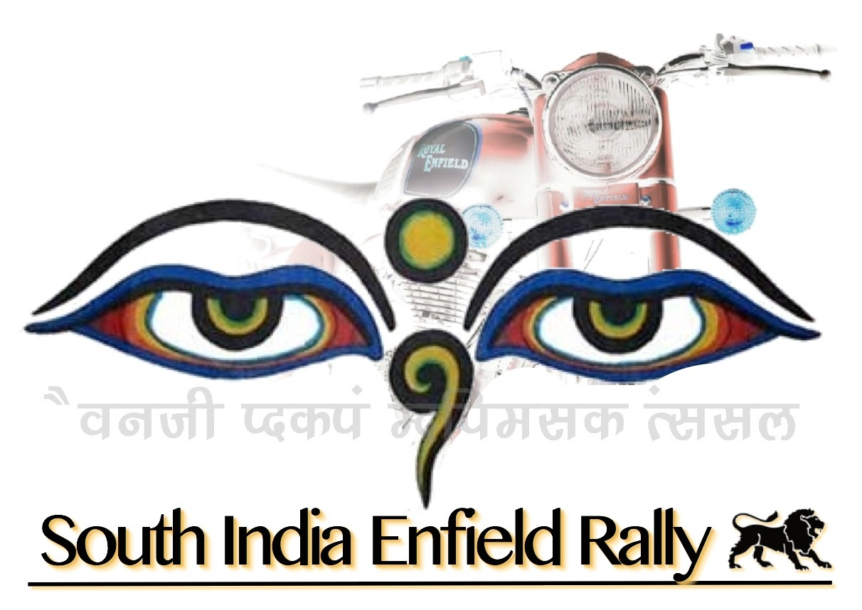 south india enfield rally